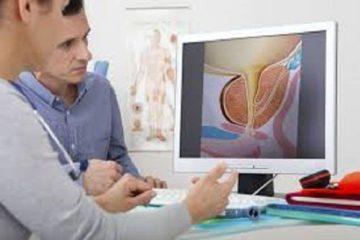 Symptômes de l'adénome prostatique